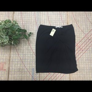 NWT Max Studio Jersey skirt size large